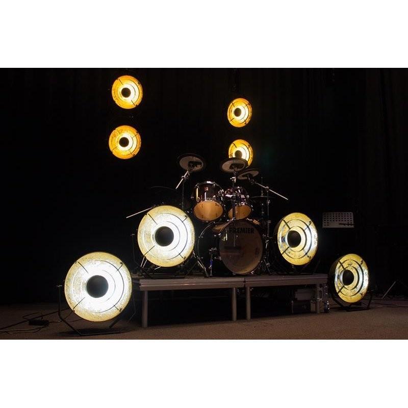 Vintage 380 Lampe 60W Durchmesser: 38 cm