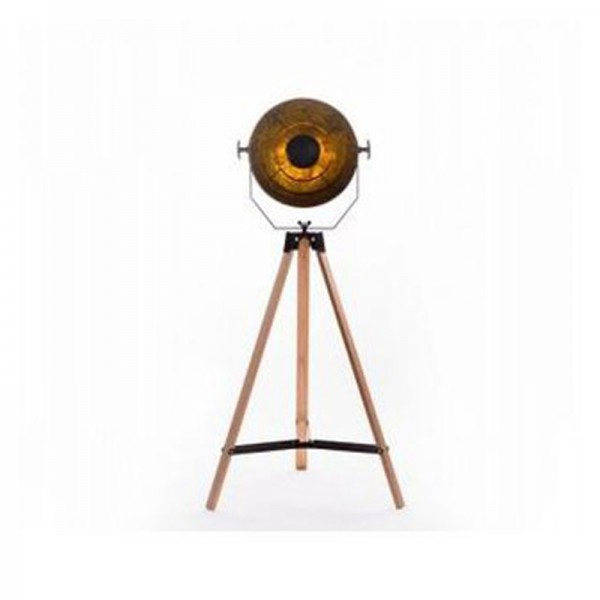 Lampenstativ für Vintage Lampe 100cm