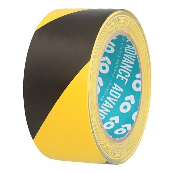 Warnband schwarz/gelb