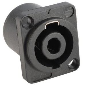 Lautsprecherconnector Einbau