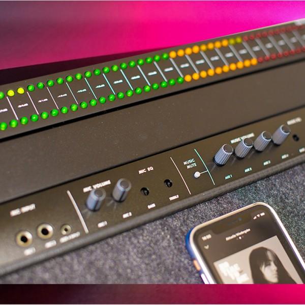 Lautstärke Controller zum Rackeinbau