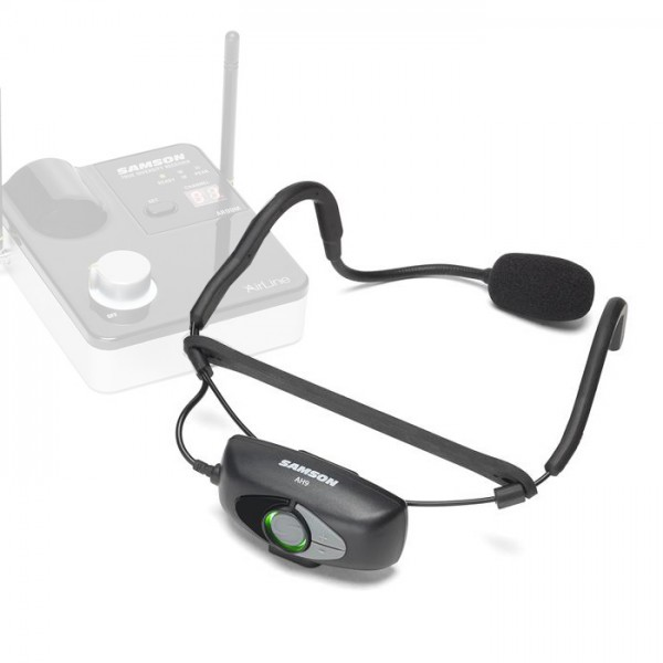 Airline 99 Mikrofon-Fitnessheadset