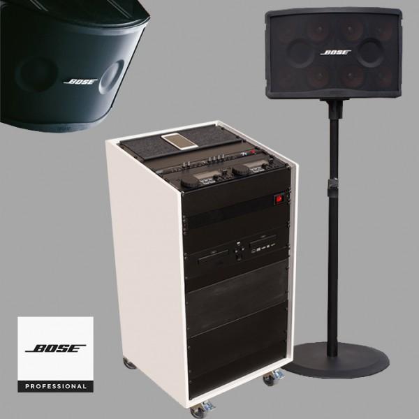 Profi Musikanlage Bose 802 Jazz